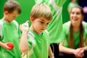 Ambitionierte/r Badminton-Trainer/in für Talententwicklung